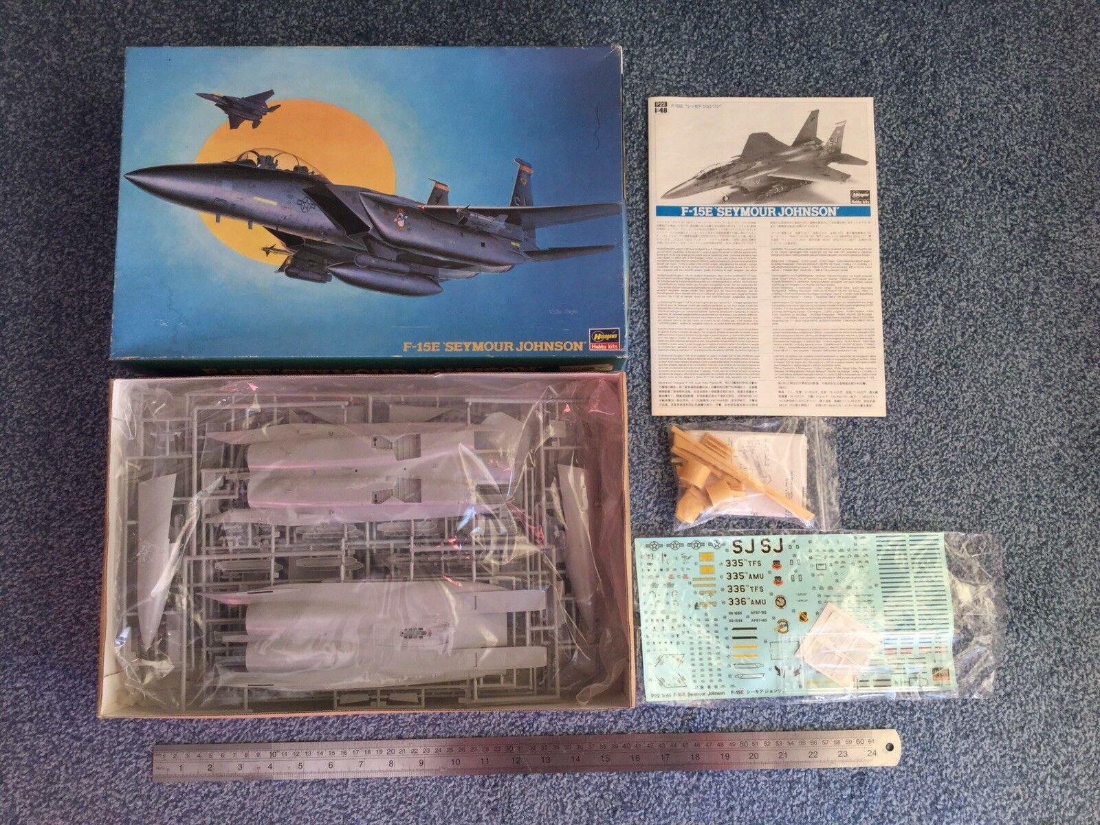 Hasegawa Hasegawa Hasegawa 1/48 F-15E