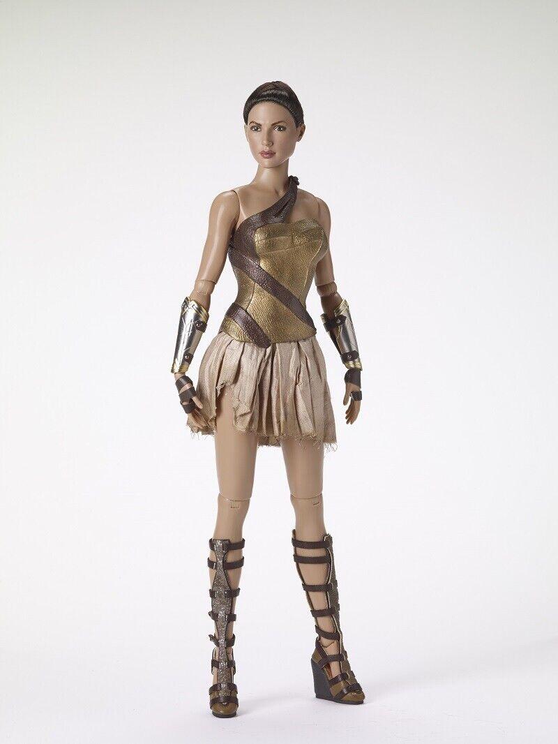 Wonder Woman Training Armor Dressed Doll by Tonner Doll Company - NRFB