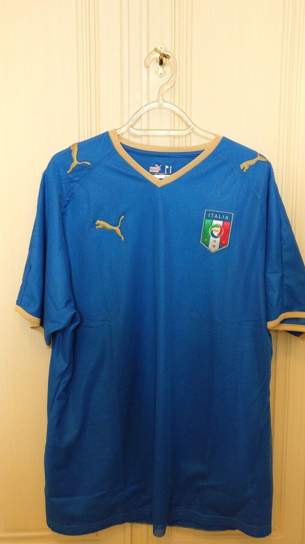 Italia Euro 2008 maglia Puma