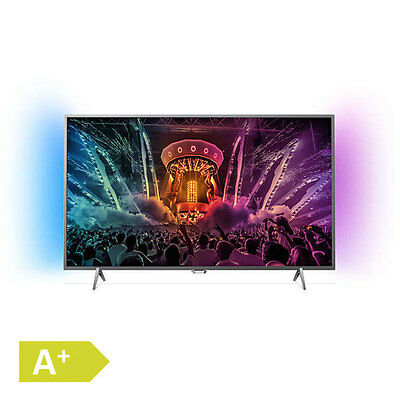 "Philips 43PUS6201 108cm 43"" 4K Ultra HD LED Fernseher Ambilight Smart TV 800 Hz"