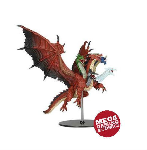 Dungeons & Dragons Icons of the Realm Tiamat Premium Figura Nueva En Caja