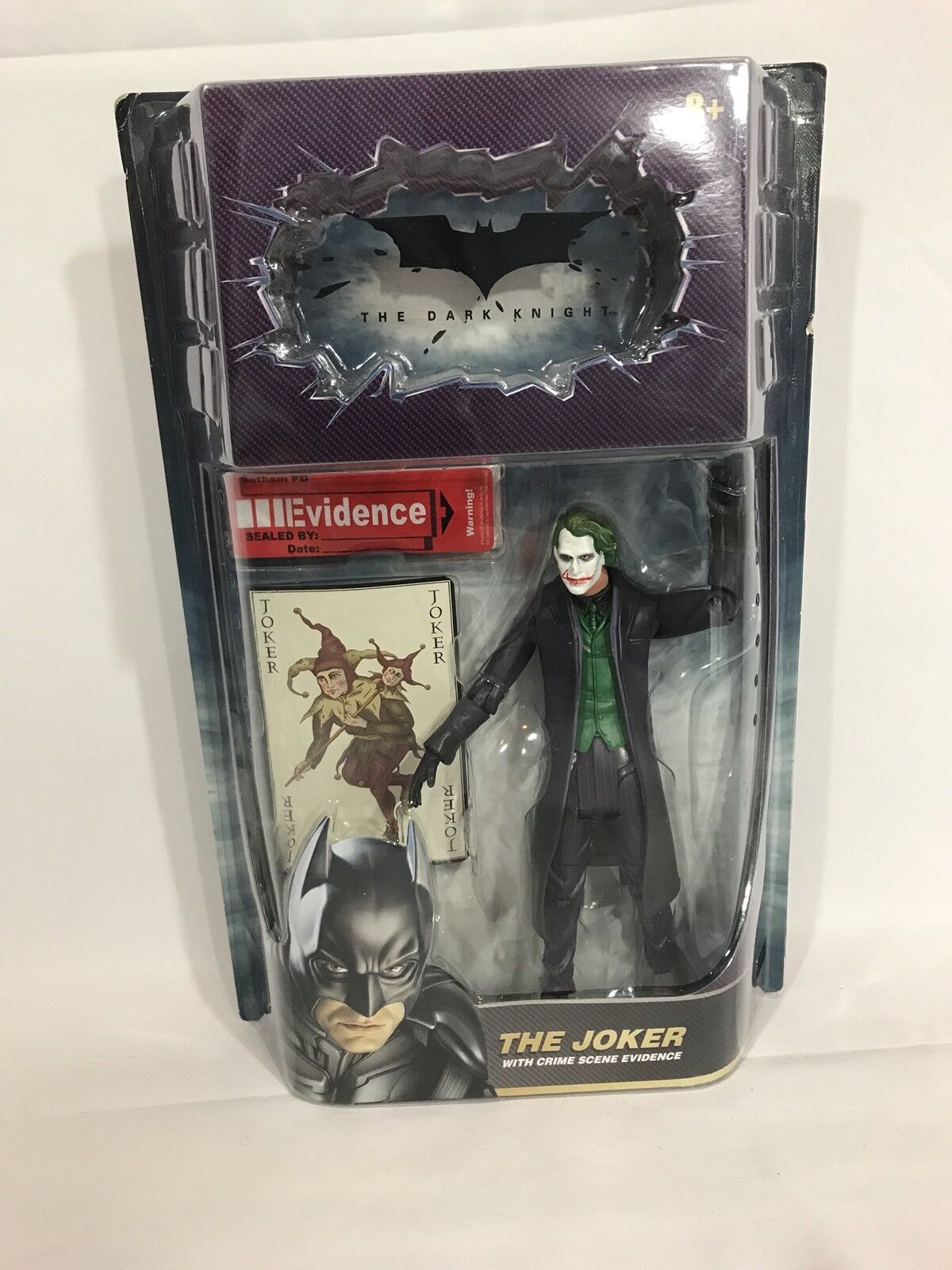 BATMAN Dark Knight Joker Movie Masters Action Figure Wave 2