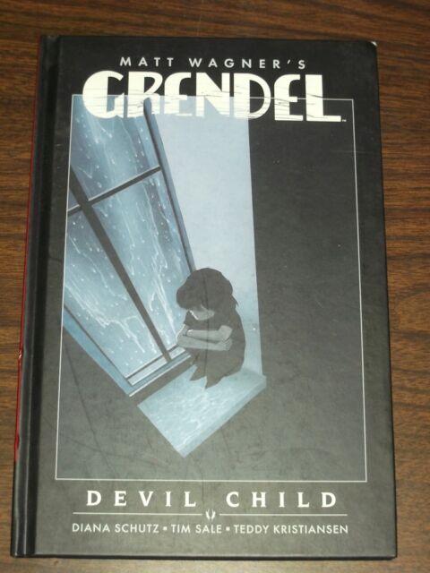 Grendel Devil Child by Matt Wagner (Hardback, 2008)< 9781593079093