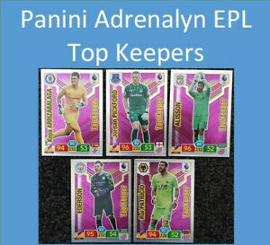 2019-20-Panini-Adrenalyn-XL-EPL-Top-Keeper-Cards