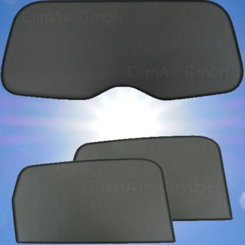 ClimAir Sonniboy Fiat Grande Punto//Evo Typ 199  5-Türer a 2005 Sonnenschutz 3tl