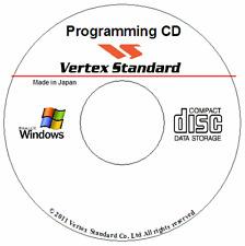VERTEX STANDARD CE-150 v2.04  VX-260 VX-261 VX-264 OEM SOFTWARE