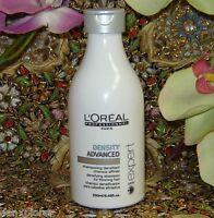 L'oreal Professionnel Density Advanced Shampoo 250ml Or 8.4oz, Fast Shipping