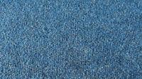 Blue Indoor Outdoor Area Rug Carpet Non-skid Marine Backing Unbound