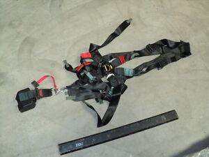 NOS Gunner's Restraint Safety Harness & Reel, HMMWV M1114 | eBay
