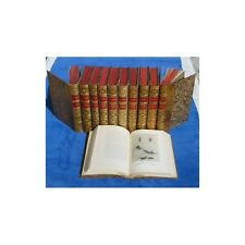 SOUVENIRS ENTOMOLOGIQUES de Jean Henry FABRE Edition Définitive illustrée 1920