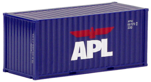 Awm SZ 20 ft contenedores APL