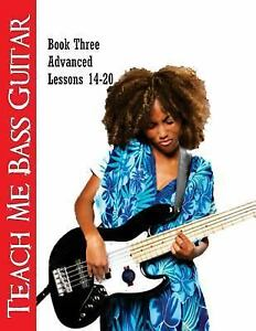 Details about Teach Me Bass Guitar, Advanced : Roy Vogt's Bass Lessons for  Advanced Players