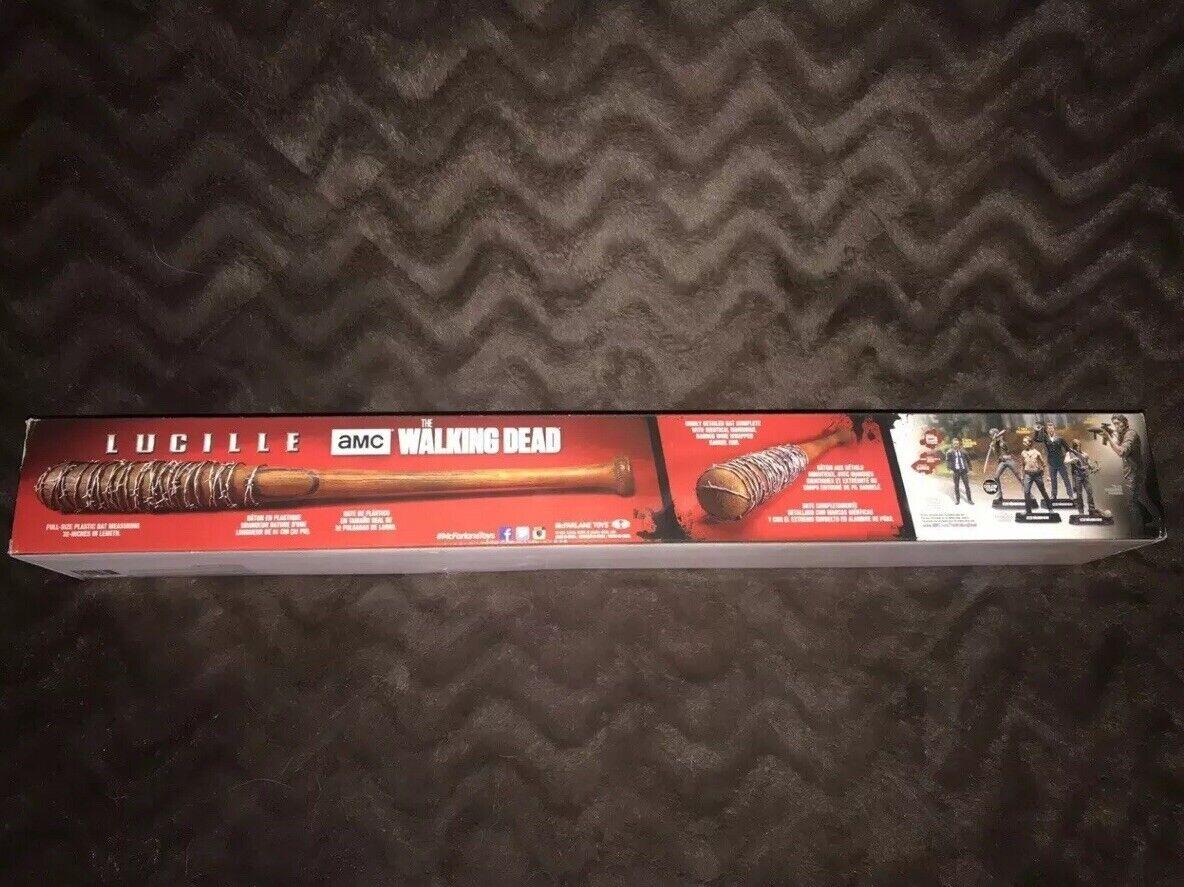 The Walking Dead Amc Mcfarlane Lucille Bat Prop Replica CosJugar Negan Nuevo