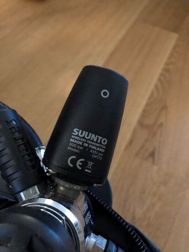 Suunto D9 with transmitter Suunto