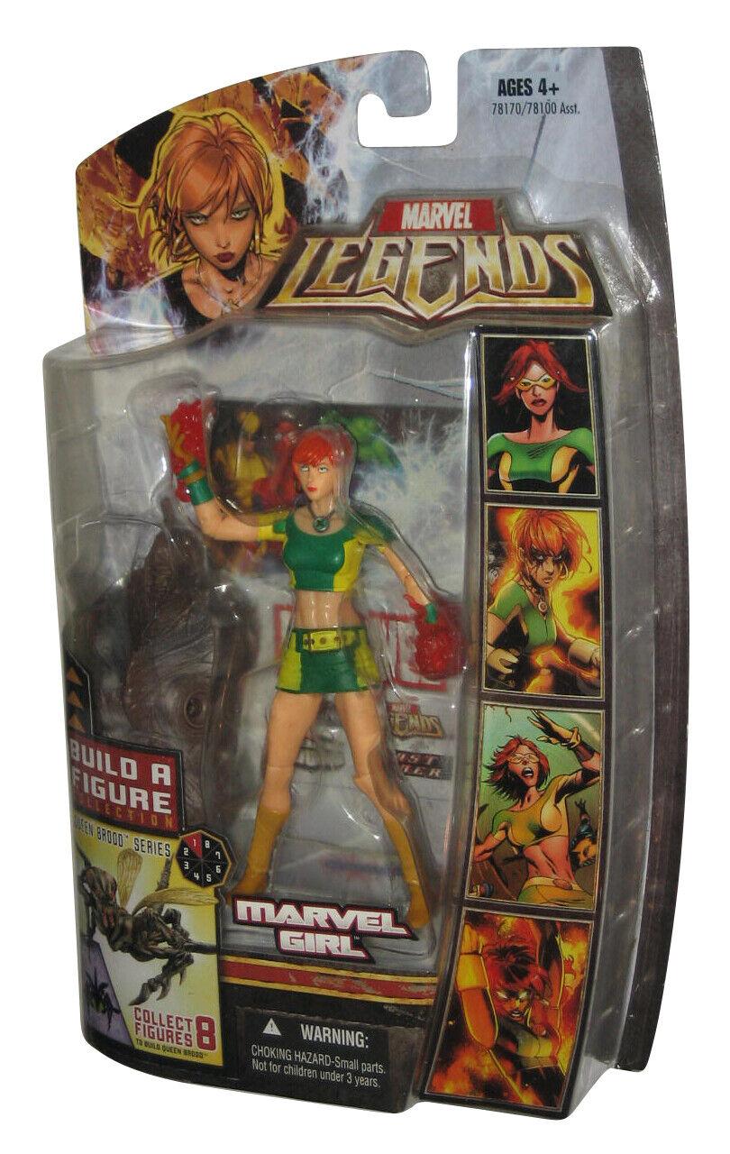Marvel Leggende Bambina 2007 Hasbro azione cifra   Build a Brood Serie