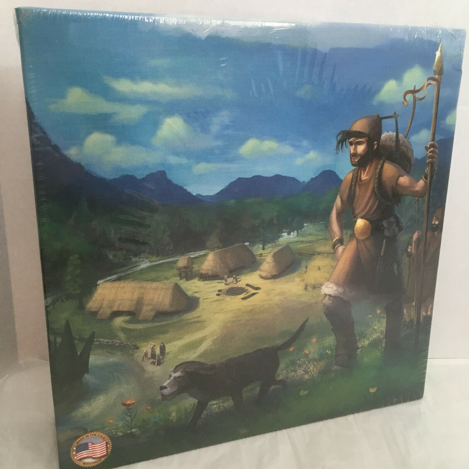 Epoch  Early Inventors Board Game by Martyn F & Rio Grand Games NEW & SEALED