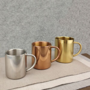1pc-Stainless-Steel-Double-Wall-Insulated-Cup-Water-Coffee-Mug-400ml-Gold