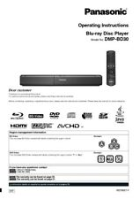 Panasonic DMP-BD30EG/EE Blu-ray Disc Player XP