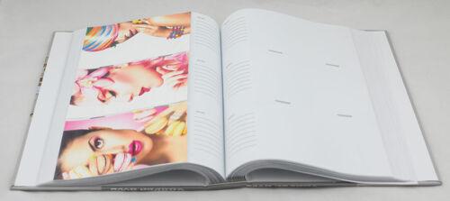 Feel Home Fotoalbum für 300 Fotos in 10x15 cm Einsteck Foto Album Memoalbum