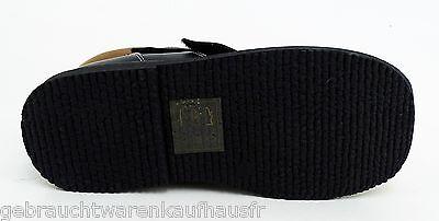 Boots Neat Feet Allround Stiefeletten Klettverschluss Kunstleder schwarz