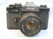 Fuji STX-2 35mm film camera with 1:1.9 50mm X-fujinon lense