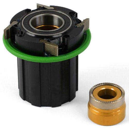 Hope Pro 4 MTB Rear Hub Black Freehub Body w// 10mm Adapter for Hope Cassette