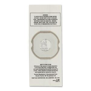Vac Hippo Filter Bags 9014600 Part No Shop 279-01 Count 5