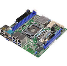 ASRock Rack E3C236D2I LGA1151/ Intel C236/ DDR4/ SATA3USB3.0/ V&2GbE/ Mini-ITX