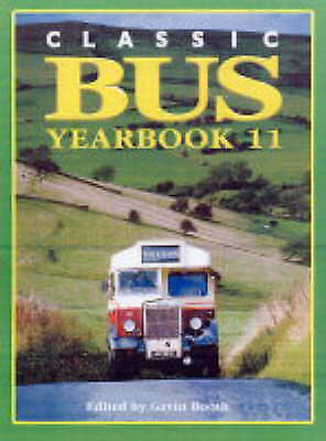 Classic Bus: Bk. 11: Yearbook, Acceptable, , Book