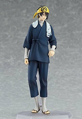 figFIX 012 Touken Ranbu MIKAZUKI MUNECHIKA Uchiban Ver Figure ORANGE ROUGE NEW