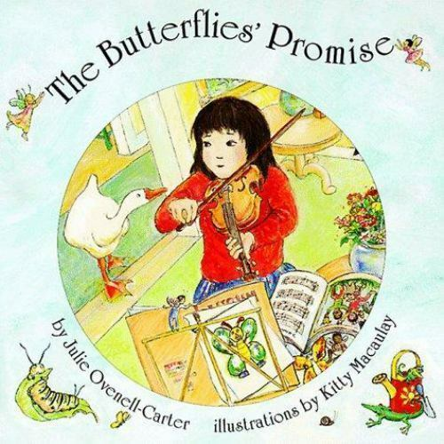 The Butterflies' Promise Ovenell-Carter, Julie Paperback Used - Very Good