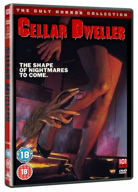 Cellar Dweller  (DVD)    New!!