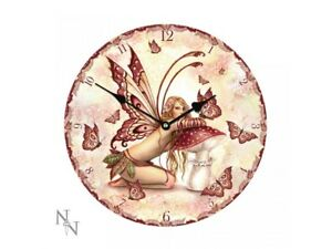 Selina-Fenech-wall-clock-featuring-Small-Things-design