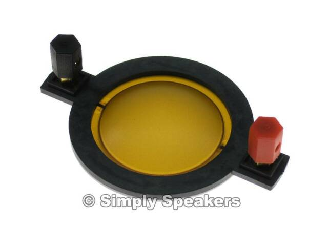 Diaphragm for B&C DE250 Horn Driver SS Audio Speaker Repair Part 8 Ohm