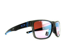05bebdc26d5 Custom Oakley Crossrange XL Sunglasses Oo9361 Grey Smoke Prizm Snow Sapphire