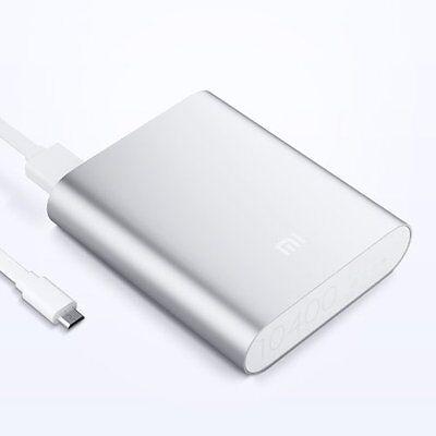 Xiaomi MI Power Bank 10400mAh(Silver)
