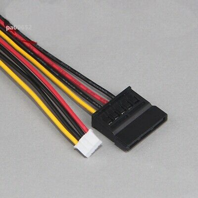 5pcs 4Pin PH 2.5mm Female to 15pin SATA HDD Cable for Mini ITX