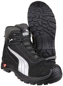PUMA a cascata Safety da uomo con punta COMPOSITA industriale lavoro scarpe