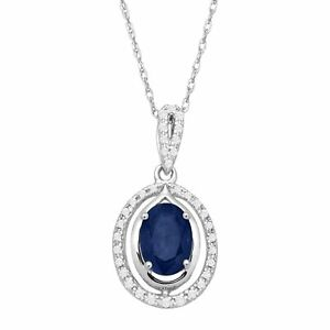 1-ct-Natural-Sapphire-amp-1-10-ct-Diamond-Oval-Pendant-in-10K-White-Gold