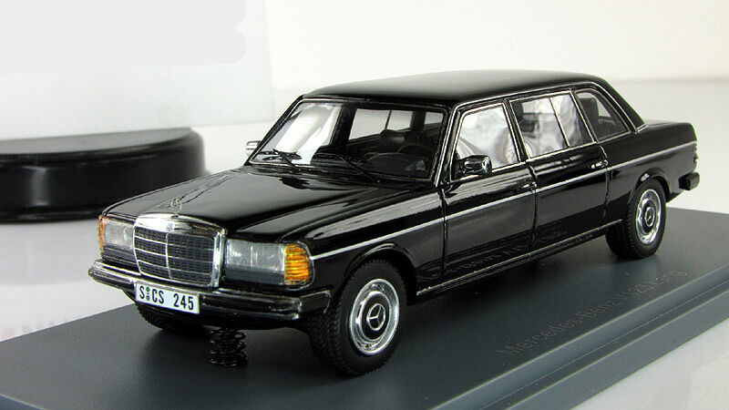 1 43 Neo Mercedes Benz V123 Lang 1978 limousine NEO 44245