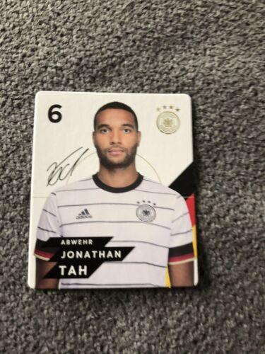 Rewe Sammelkarte Nr.6 Jonathan Tah Euro 2020