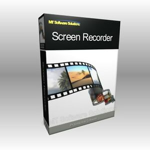Screen Capture Recorder Recording Record Video Editing Tool Software Pour Assurer Une Transmission En Douceur