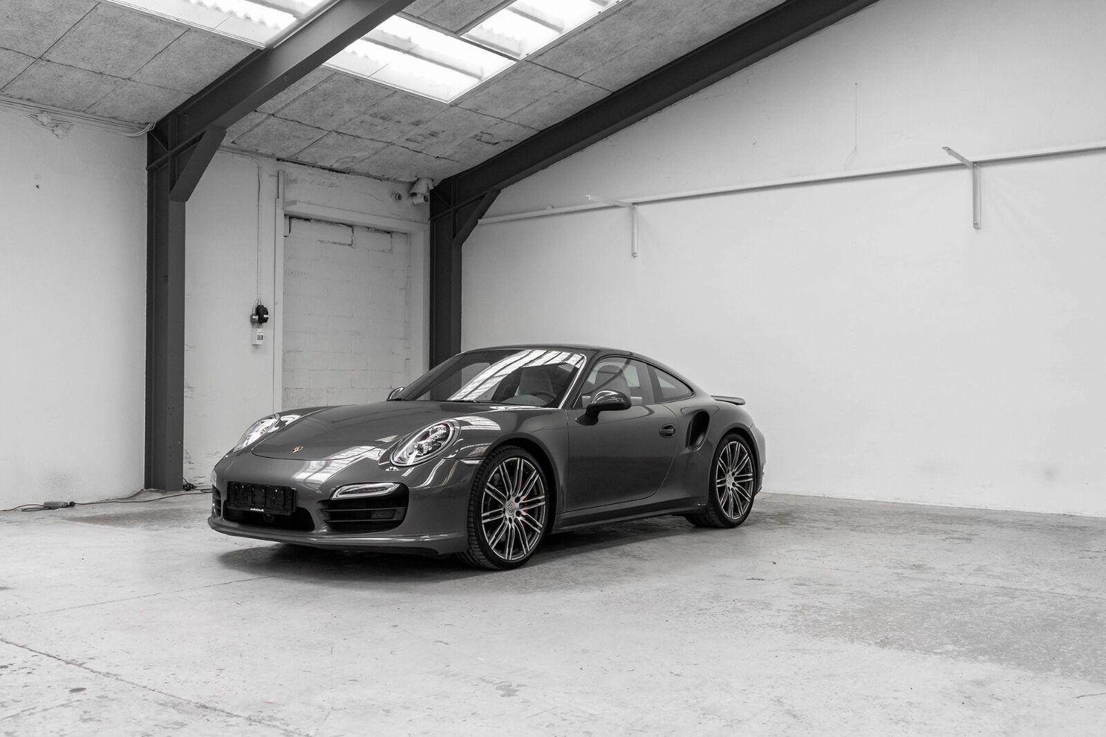 Porsche 911 Turbo 3,8 Coupé PDK 2d - 4.796 kr.