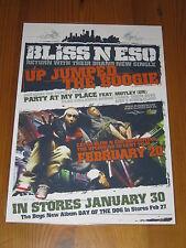 Bliss n Eso Huge Promo Poster M156
