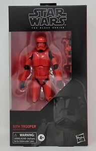 "Star Wars Black Series Sith Trooper #92  6"" Figure Hasbro"