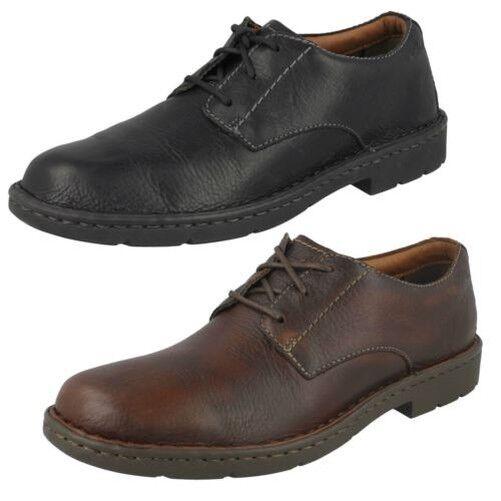 Clarks Hombre Zapatos Con Cordones - Stratton Way