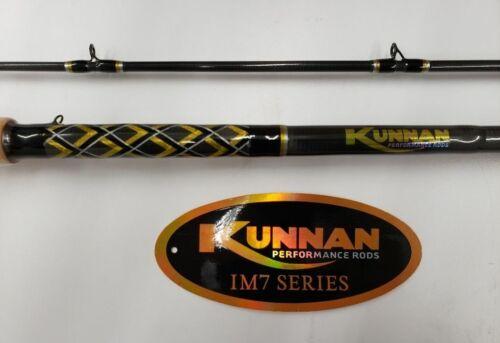 "Kunnan Casting Surf Rod 9/'/'0/"" Casting Rod IM7 Series  XH X Heavy KIM7902XHC 2 pc"