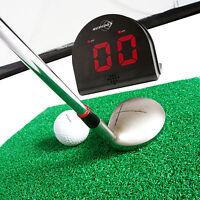 Golf Swing Speed Radar Gun Sports Sensor Measures In Mph & Kph (km/h) + 24 Balls