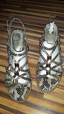Alberto Fermani - AF, NEU, Keil, Pumps, Größe 40, Damen Schuhe, Sommer Schuh