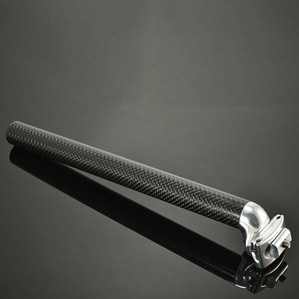 Carbon+Alloy Seatpost, 30.2 X 350mm